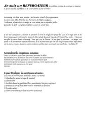 Fichier PDF fiche metier repurgateur