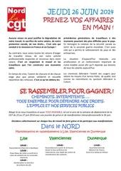 jeudi 26 juin 2014 tract ud nord