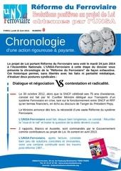 unsa communication paris reforme du ferroviaire numero 8 23 juin 2014