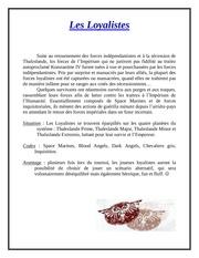Fichier PDF faction 2 loyalistes v7
