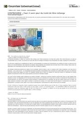 Fichier PDF traite de libre echange transatlantique