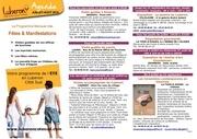 agenda juillet aout 2014