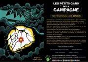 flyer web de presentation les petits gars de la campagne