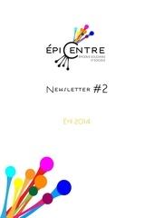 epi centre newsletter 2
