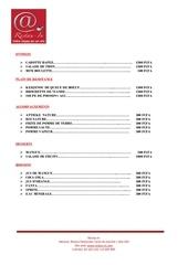 menu du 1er 07 2014