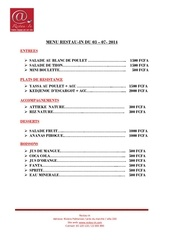 Fichier PDF menu restau in 03 07 2014