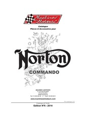 catalogue norton 2014 model