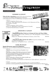 programme rjp5