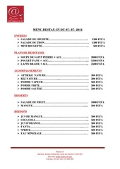 Fichier PDF menu restau in 07 07 2014