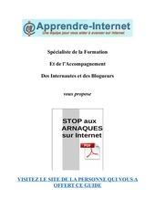 stopauxarnaquessurinternet