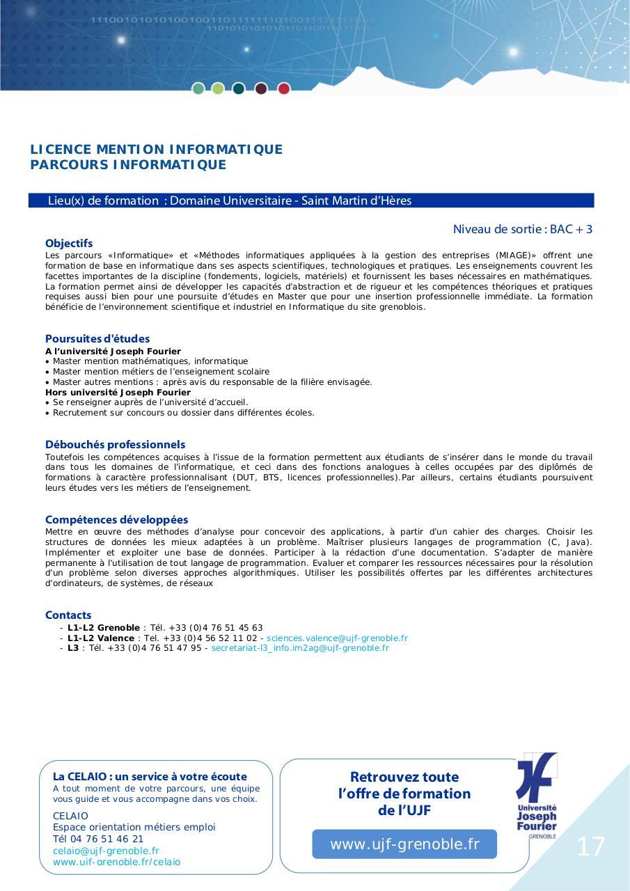 Cours sur la maintenance informatique PDF