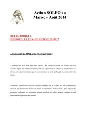 Fichier PDF projet soleo au maroc