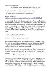 Fichier PDF solution brut fdo