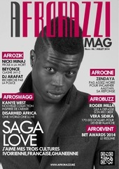 afrorazzi mag numero 06 mois juillet 2014