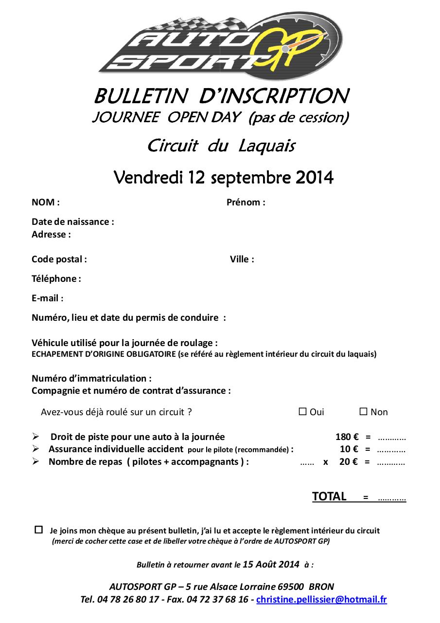 Aperçu du document BULLETIN D INSCRIPTION LAQUAIS 12 sept 2014.pdf - page 1/1
