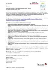lettre type de sollicitation 1
