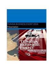 Fichier PDF tunisia business event 2014 participation etrangers