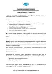 assistant e commercial e amerique latine affilizr