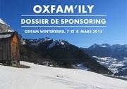 dossier de sponsoring oxfam wintertrail