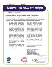 nouvelles rsg en nego bulletin 15 2