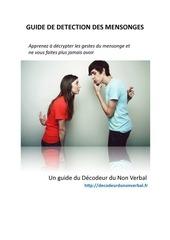 Fichier PDF guide langage corporel