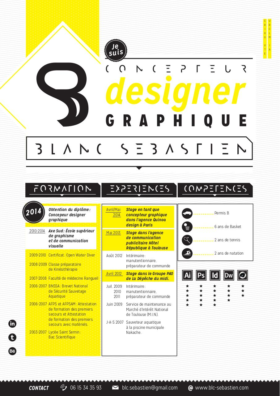 cv 2014 - blanc sebastien cv 2014 pdf