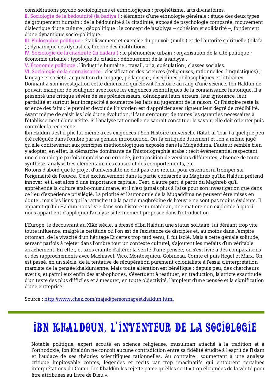 HISTOIRE PDF LIVRE TÉLÉCHARGER KHALDOUN DES IBN BERBÈRES