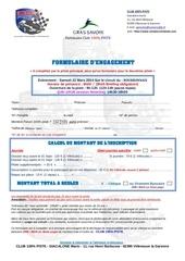 formulaire inscription et decharge du bourbonnais
