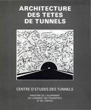 architecture des tetes de tunnel