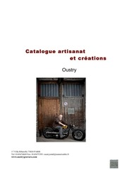 catalogue oustry artisanat