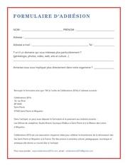 Fichier PDF formulaire d adhesion celebrations 2016