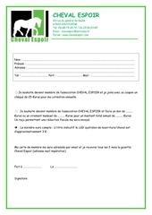 formulaire inscription membre ce 2014