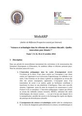 descriptif webarp