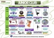 junior club semaine 1