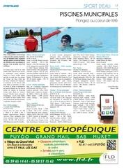 sportsland bearn piscine