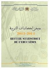 statistiques recueil2013 14