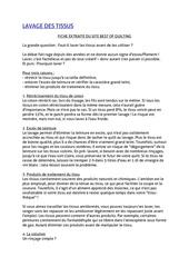 Fichier PDF lavage des tissus