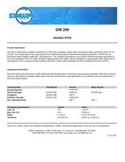 Fichier PDF dw200 dewal