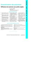 caracterisation des polymeres doc