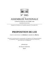 proposition de loi carayon