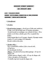 Fichier PDF workout