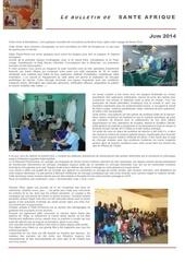 bulletin sante afrique juin 2014