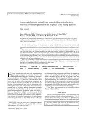 Fichier PDF greffe de cellules souches dans moelle