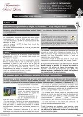 Fichier PDF news letter 2014 t3 1