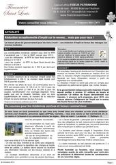news letter 2014 t3