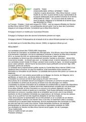 Fichier PDF togo