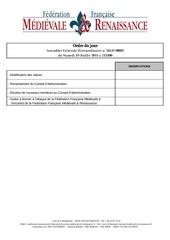 ordre du jour age 19 07 2014
