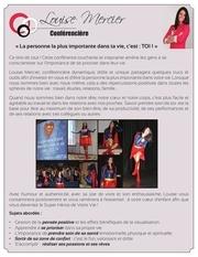 publicite conference