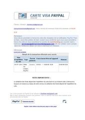 Fichier PDF vous avez recu de nouveaux fonds