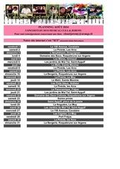 Fichier PDF aout 2014 dates concerts clea jeremy a telecharger